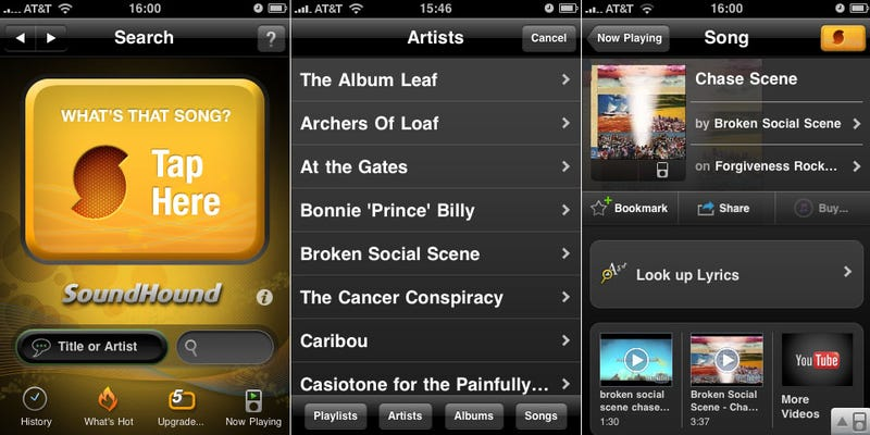 Why I've Replaced My iPhone's Music App With SoundHound