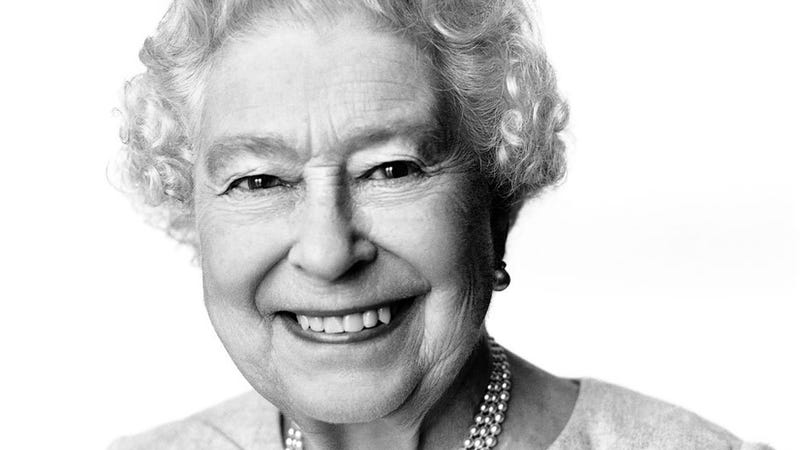 Queen Elizabeth Got a Fancy New Portrait for Her 88th Birthday