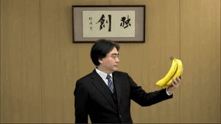 Nintendo Proves There's Nothing as Bananas as Holding...Bananas