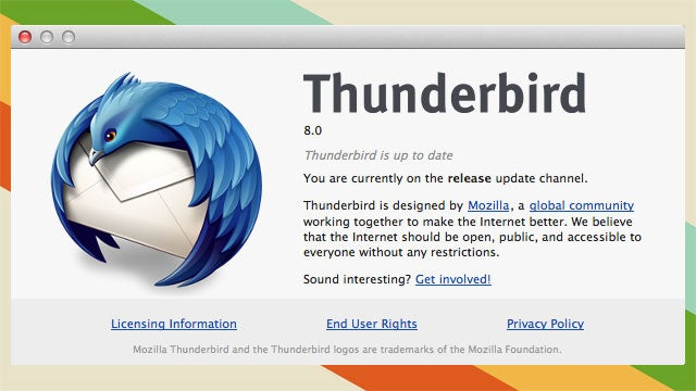 Thunderbird Updates with Improved Add-Ons Security and Management
