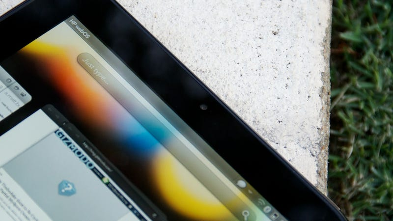 TouchPad Gallery