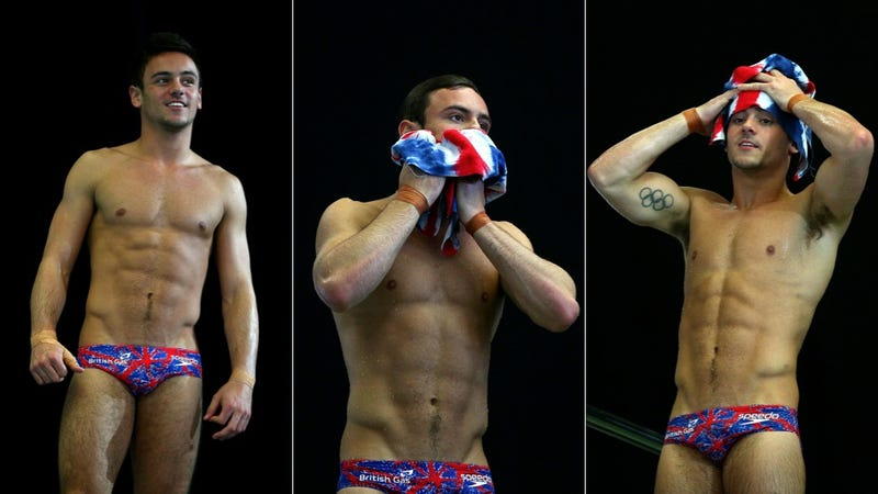 Tom Daley and His Abs Have Come Out as Bisexual