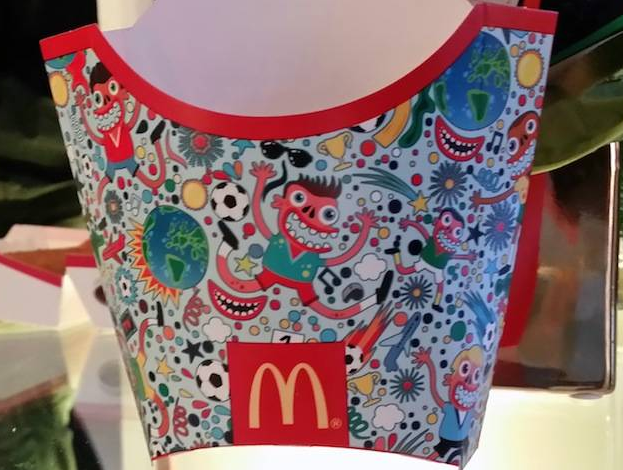 Who Goes to a McDonald's Party?