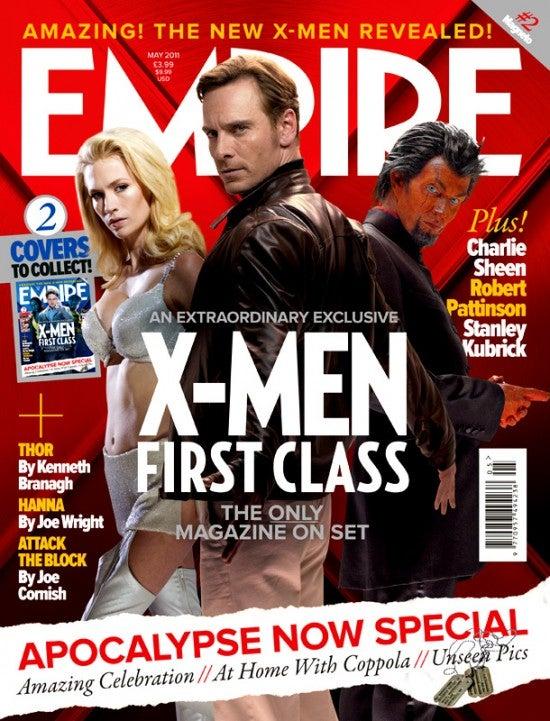 X-Men Empire Covers