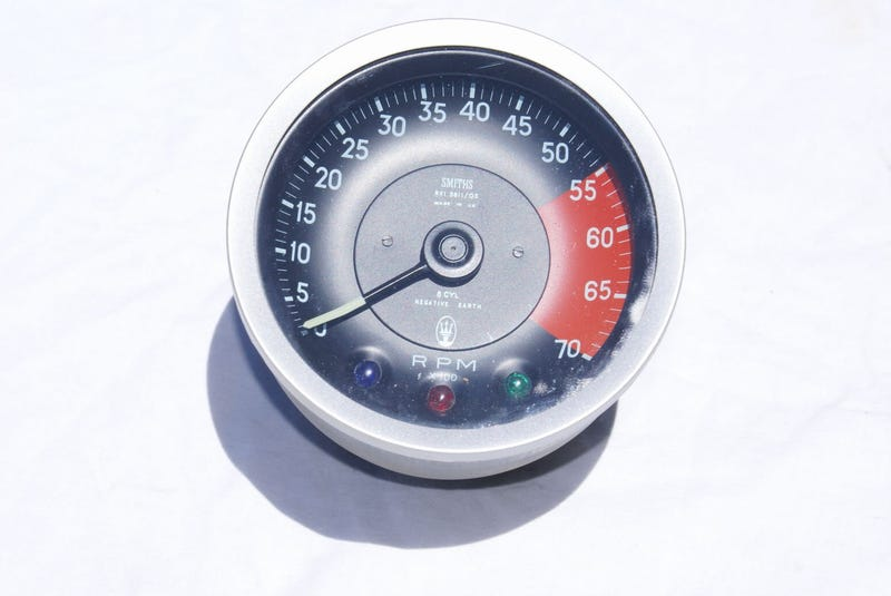 I want this tachometer in my life