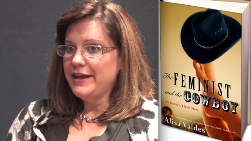 "Author of Dirty Girls Social Club Freed From Big Bad Feminism By Her ""Sexy Cowboy"""