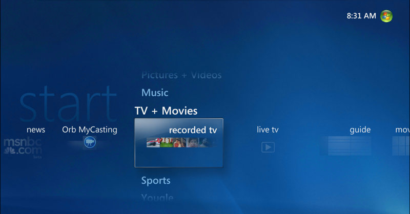 Five Best Media Center Applications