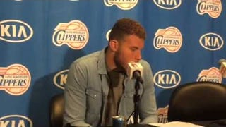 The Lame Clippers Crowd Made Blake Griffin All Sad