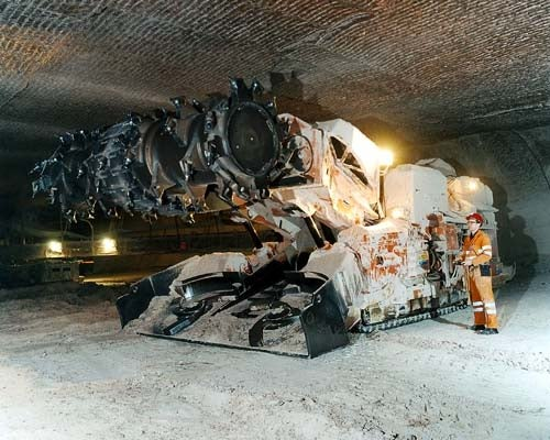 Monstrous Mining Machines Gallery