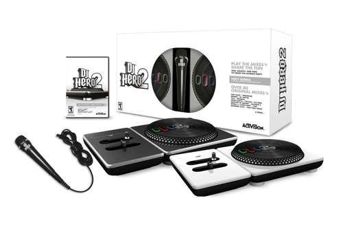 Here are Your DJ Hero 2 Party Pack Winners