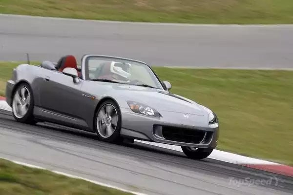 Mid Engined S2000??