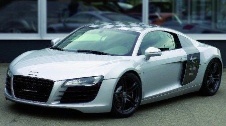 Supercharged Audi R8 For The Impatient