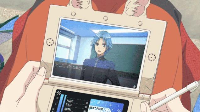 The Winter 2014 Anime Season in Gaming Gifs