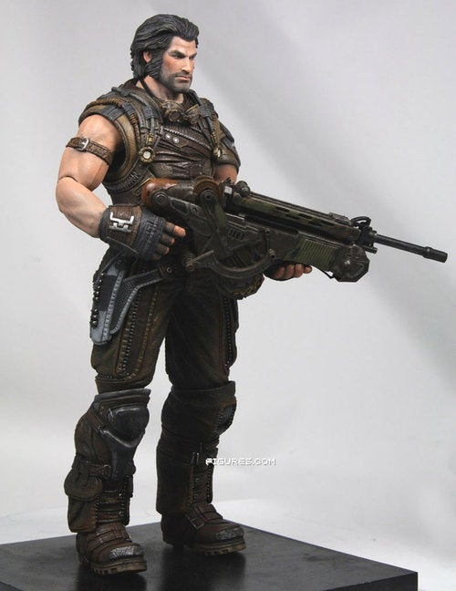 Bulletstorm's Action Figure Gets The Boots Right