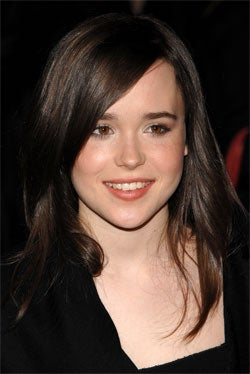 "Ellen Page Can't Wait To ""Kick Ass On Wheels"""