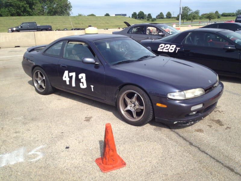 Hey look a S14 that isn't completely ruined