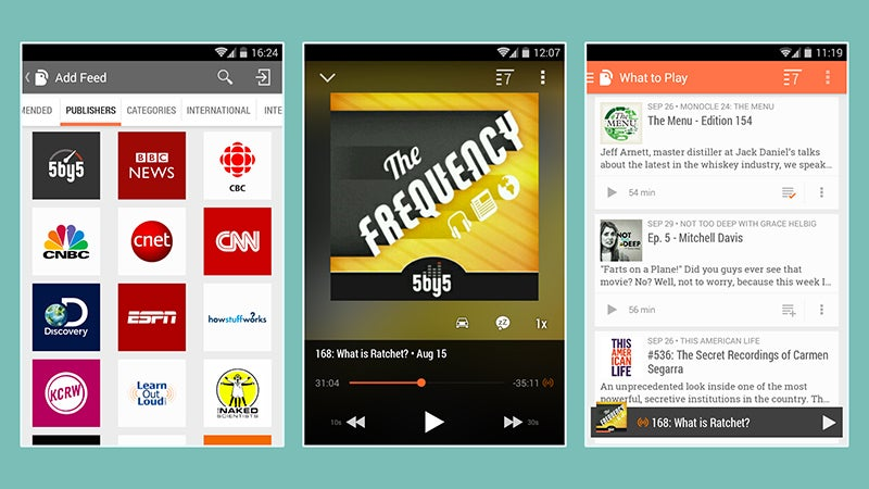 The Best Podcast Apps Aren't What You Think