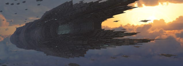 Gorgeous Guardians of the Galaxy concept art revealed