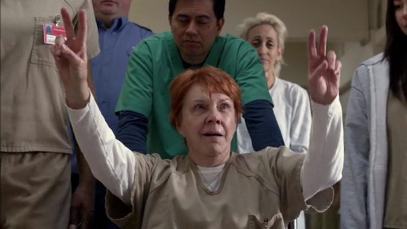 Orange Is The New Black: Season 2, Episode 11
