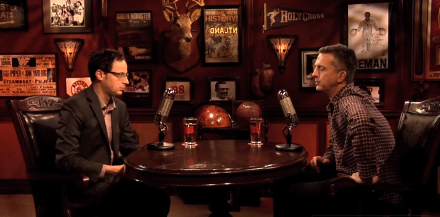 Bill Simmons's Dad Helped Recruit Nate Silver To ESPN