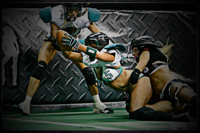 Lingerie Football League May Exploit Lockout To Seduce The Lord's Day