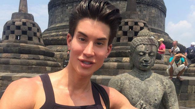 Yes, He Has a Penis, and Other Facts About the Human Ken Doll