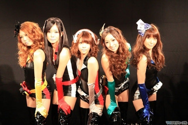 Go Go (Away) Kamen Rider Girls!