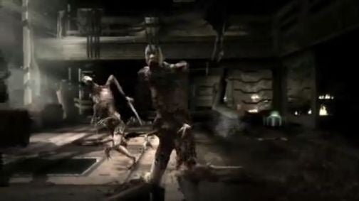 Wii's Dead Space Extraction Trailer