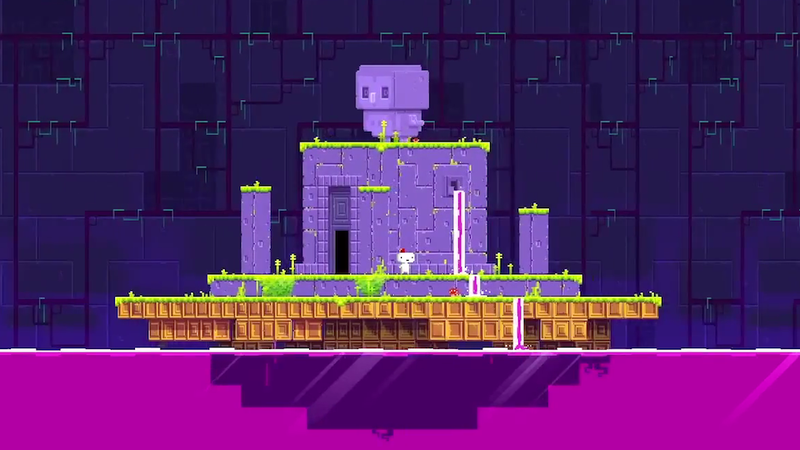 PSA: Fez's Bug-Fixing Patch Breaks It Even More