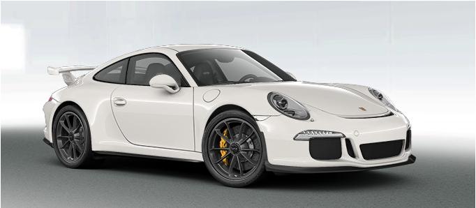 How You'd Option Your Porsche 911