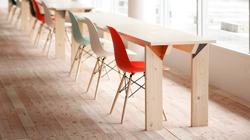 Download Mozilla's Open Source Furniture to Kit Out Your Home