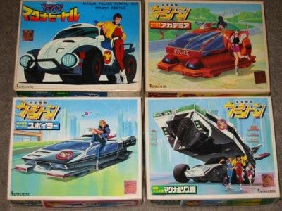 Early 80s Anime Classics that Never Made It Big in the U.S.