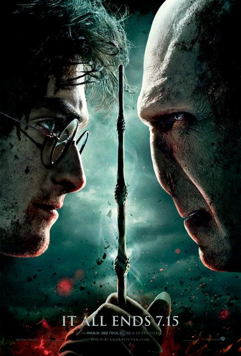 New Harry Potter Poster