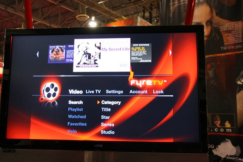 Hands-on With FyreTV, the Best Porn in the Living Room Solution Yet (NSFW)