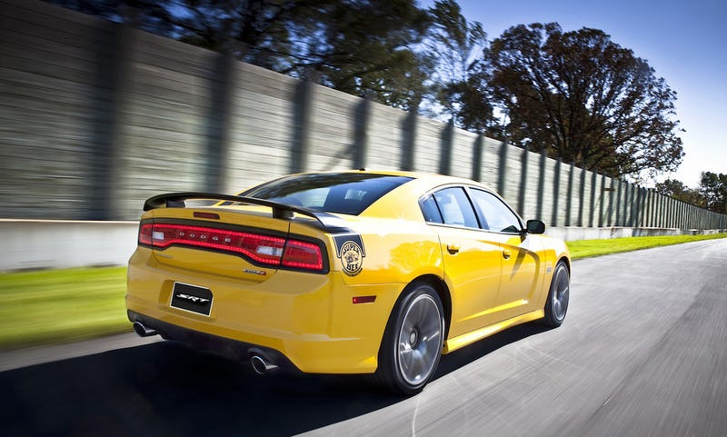 Dodge brings back Super Bee Charger, Yellow Jacket Challenger