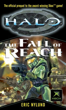 Eric Nylund Writes Something Unrelated To Halo