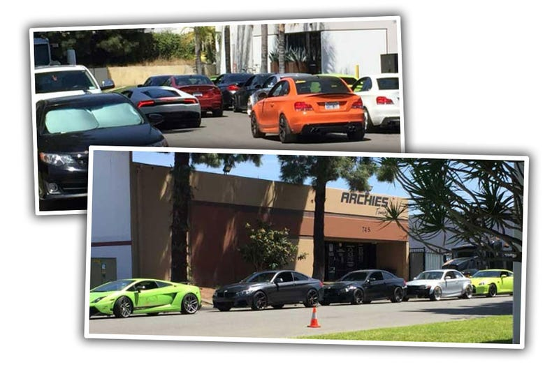 California Police Impounded 17 Exotic And Sports Cars And No One Will Say Why