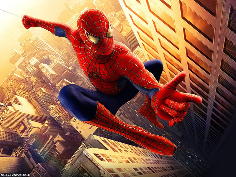 The Next Spiderman Movie Is Being Shot with RED Epic Cameras