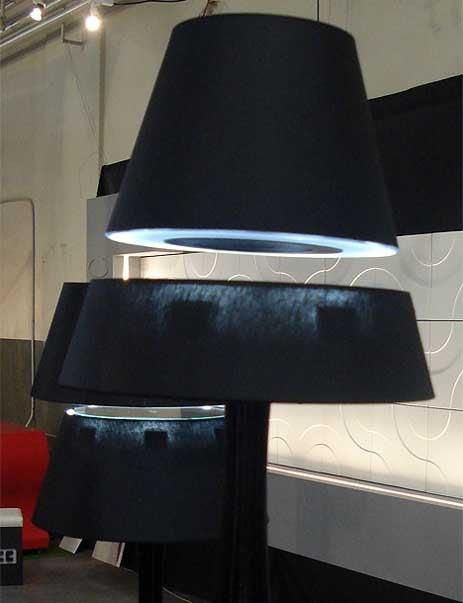 Crealev Floating Lamp Leavens Any Room