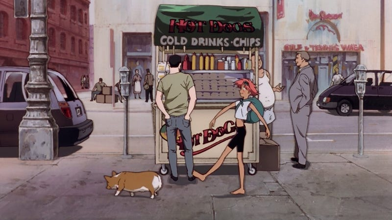 Cowboy Bebop: The Movie is at its Best When it Connects to the Series