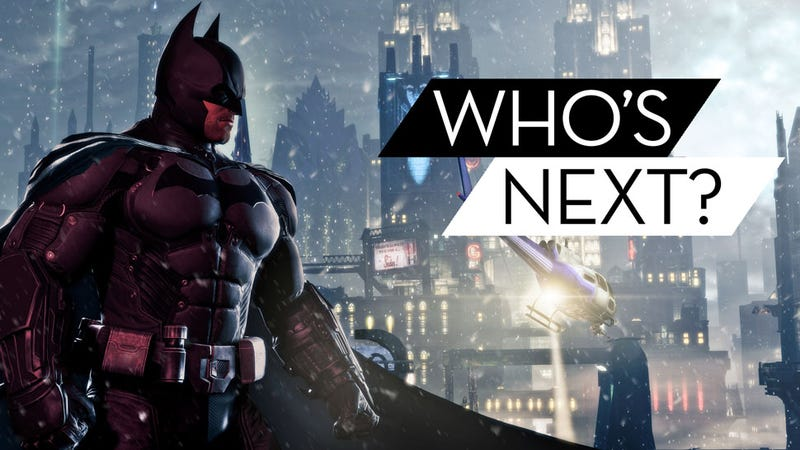 Today's New Batman Games Tease A Very Cool Possible Sequel