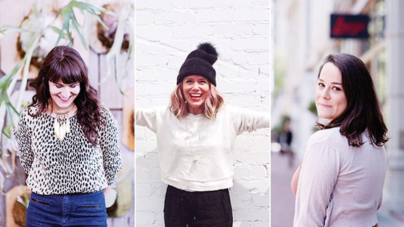3 Successful Women Offer Advice For Pressing Life's Reset Button