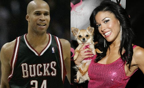 Not Gay Richard Jefferson Let His Girl Down Easy