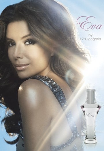 Eva Longoria Wants You To Buy The Perfume She's Allergic To; Anna Sui For ANTM
