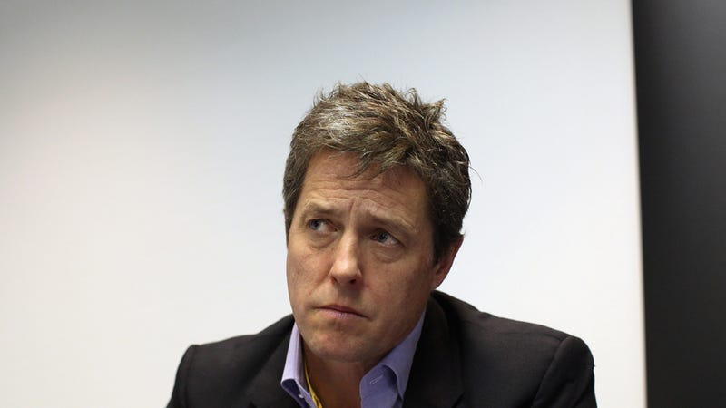 Everyone Extra Curious About Hugh Grant's Babymama Now That Paparazzi Are Banned from Stalking Her