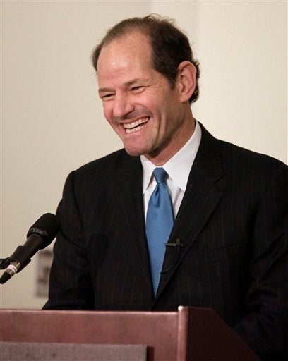 What Tiger Woods Can Learn From Eliot Spitzer