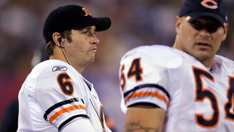 Brian Urlacher Says It's Seriously Time To Chill With The Jay Cutler Hate