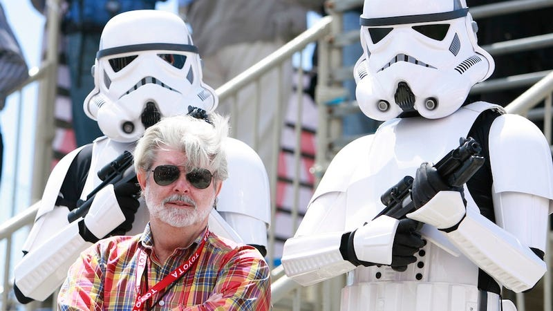 George Lucas Thinks the World Will End in 2012