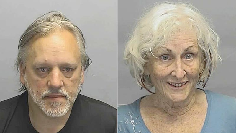 Senior Citizen Pleads Guilty to Having Drunk Sex in the Backseat of a Car