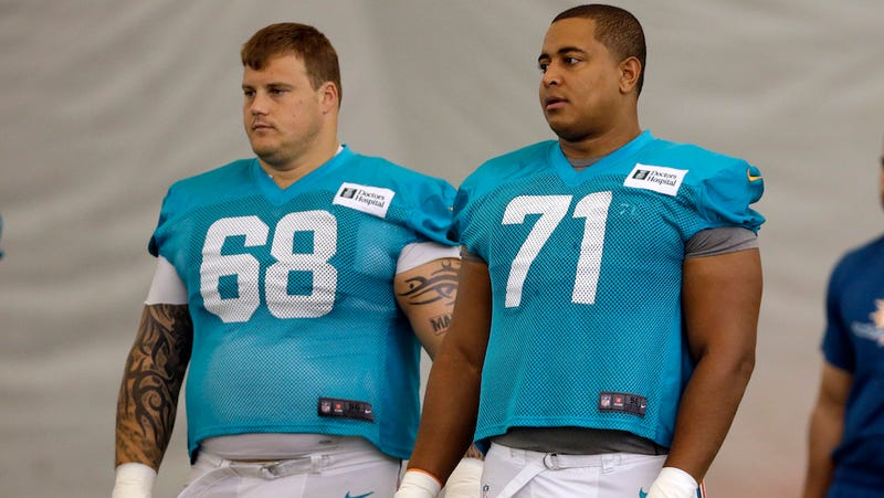 Richie Incognito Was Never An Honorary Black Guy